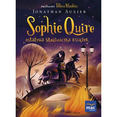 Sophie quire ostatnia strażniczka książek