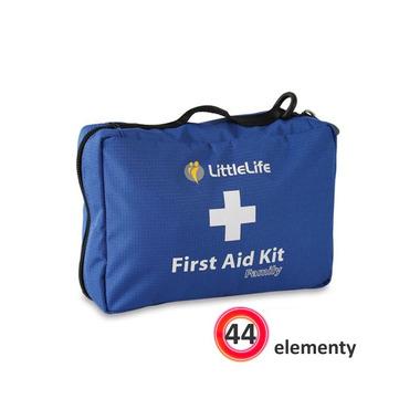 Apteczka pierwszej pomocy - rodzinna wersja