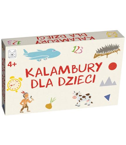 Gra kalambury dla dzieci