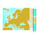 Mapa zdrapka europa 1:9 000 000