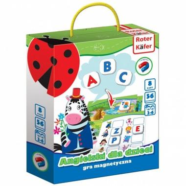 Gra magnetyczna angielski dla dzieci rk2201-07