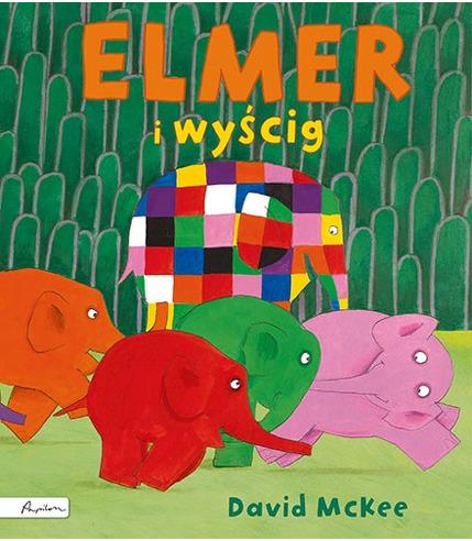 Elmer i wyścig