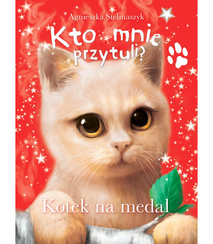 Kotek na medal kto mnie przytuli