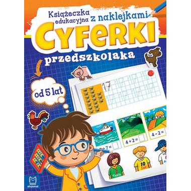 Cyferki przedszkolaka od 5 lat