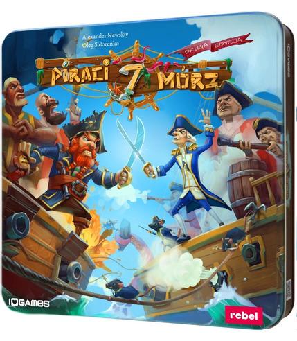 Gra piraci 7 mórz