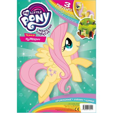 Fluttershy my little pony magiczna kolekcja tom 6
