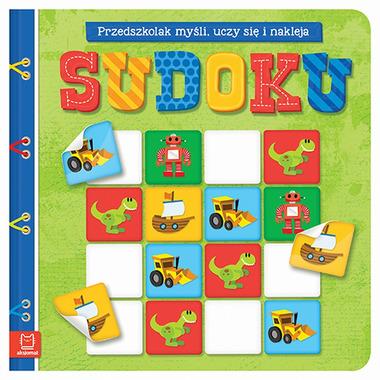 Sudoku myślę bawię się i naklejam