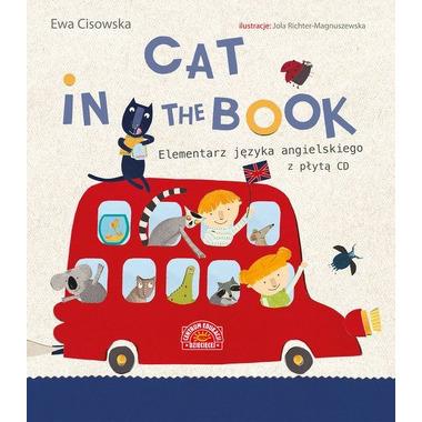 Cat in the book elementarz języka angielskiego + cd