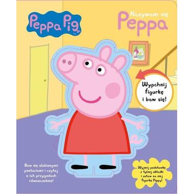 Nazywam się peppa świnka peppa