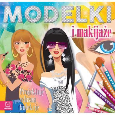 Modelki i makijaże projektuję własną kolekcję