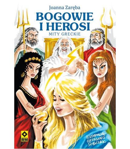 Bogowie i herosi mity greckie