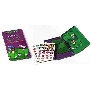 Gra magnetyczna Sudoku Kształty - The Purple Cow