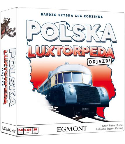 Gra polska luxtorpeda odjazd