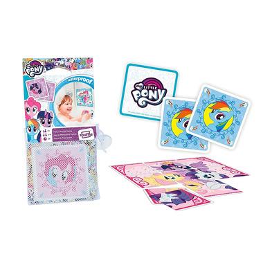 Gra w karty shuffle do kąpieli memo i puzzle pony mlp