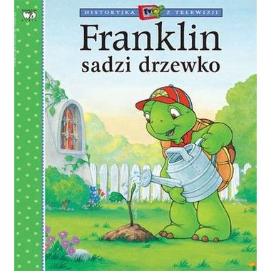 Franklin sadzi drzewo