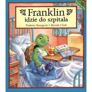 Franklin idzie do szpitala