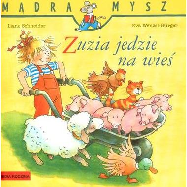 Zuzia jedzie na wieś mądra mysz