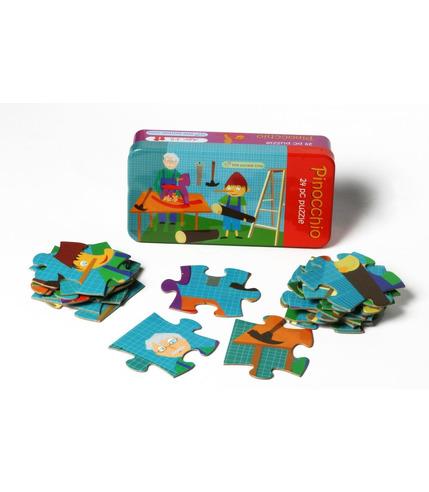 Pinokio Puzzle 24 el. - The Purple Cow
