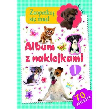Album z naklejkami cz.1