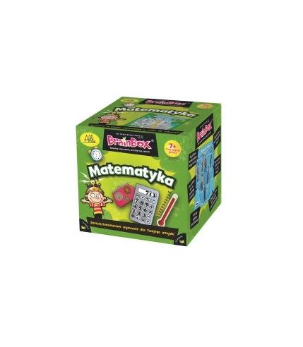 Gra matematyka brain box