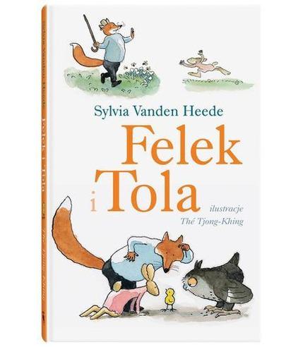 Felek i Tola - Wydawnictwo Dwie Siostry