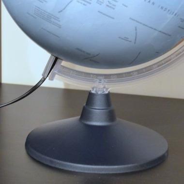 Globus elite podświetlany fizyczny kula 26 cm novarico