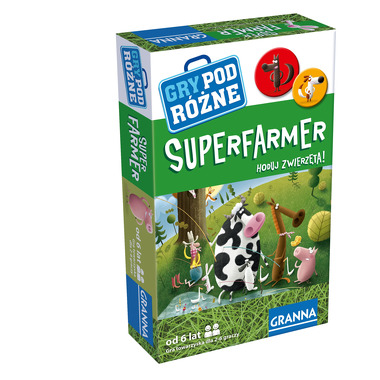 Gra superfarmer mini