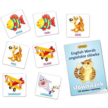 Gra memory angielskie słówka