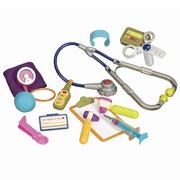Zestaw lekarski – w skrzynce z akcesoriami