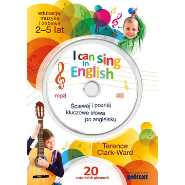 I can sing in english + cd