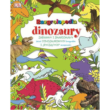 Dinozaury bazgrolopedia