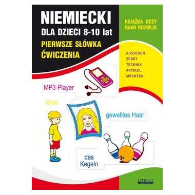 Niemiecki dla dzieci 8-10 lat pierwsze słówka ćwiczenia