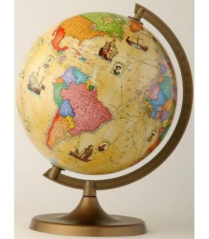 Globus 220 trasami odkrywców