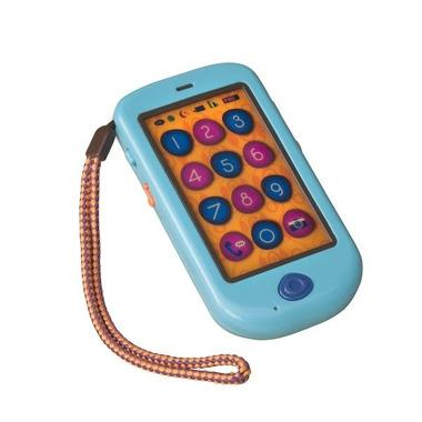 Btoys, dotykowy telefon komórkowy, który oddzwania