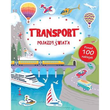 Poznaję świat transport pojazdy świata
