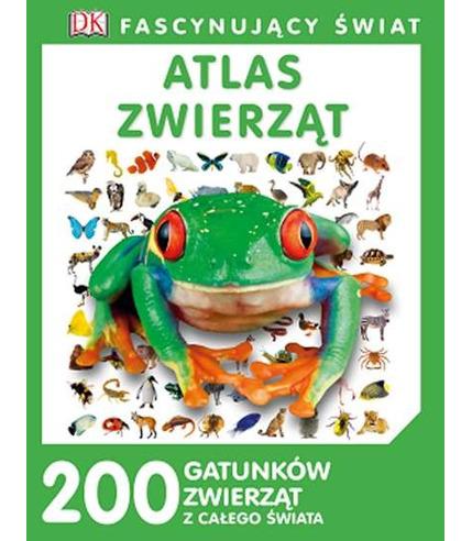 Atlas zwierząt fascynujący świat