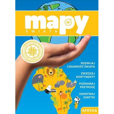Afryka mapy świata