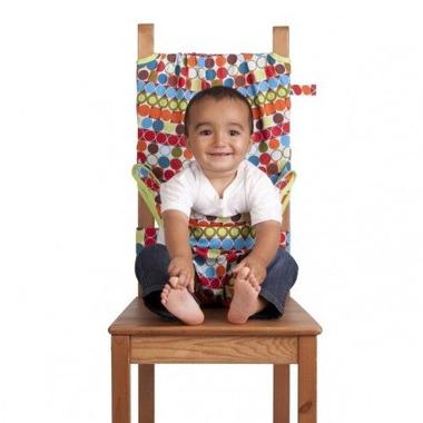 Przenośne krzesełko Totseat - Tapas