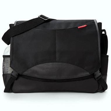 Skip Hop, torba Swift - czarna