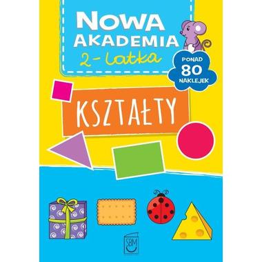 Kształty nowa akademia 2-latka