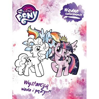 My little pony wodne kolorowanie