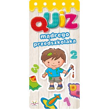 Quiz mądrego przedszkolaka