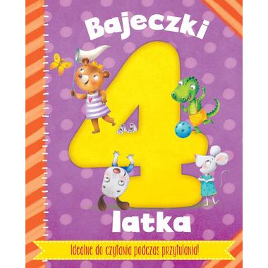 Bajeczki 4-latka rymowanki i bajeczki do zabawy z maluszkiem