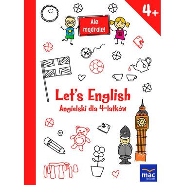 Lets english angielski dla 4-latków ale mądrale