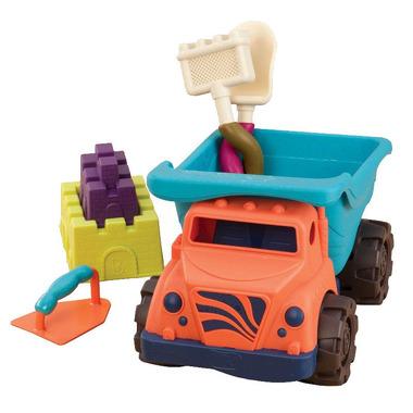 Btoys, ciężarówka z akcesoriami do piasku