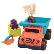 Ciężarówka z akcesoriami do piasku
