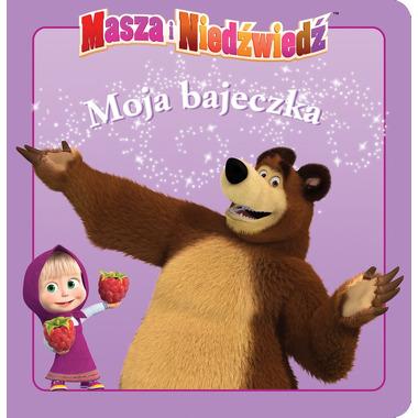 Masza i niedźwiedź moja bajeczka