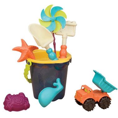 Zestaw akcesoriów plażowych w torbie