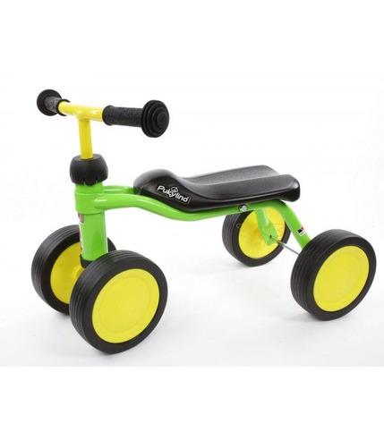Rowerek biegowy PUKYLINO zielony