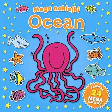 Mega naklejki ocean